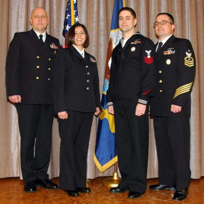 Congratulations to the Submarine Force Pacific Northwest Sailor and Junior Sailor of the Year recipients for 2012 - EM1 (SS) Tenney, YN1 (AW) Lambert, MT2 (SS) Olson and YN2 (SS) Cook - and Bravo Zulu to the SOYs/JSOYs from each of our commands!