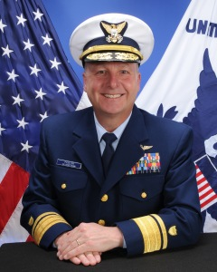 Rear Admiral Keith A. Taylor Commander Thirteenth Coast Guard District