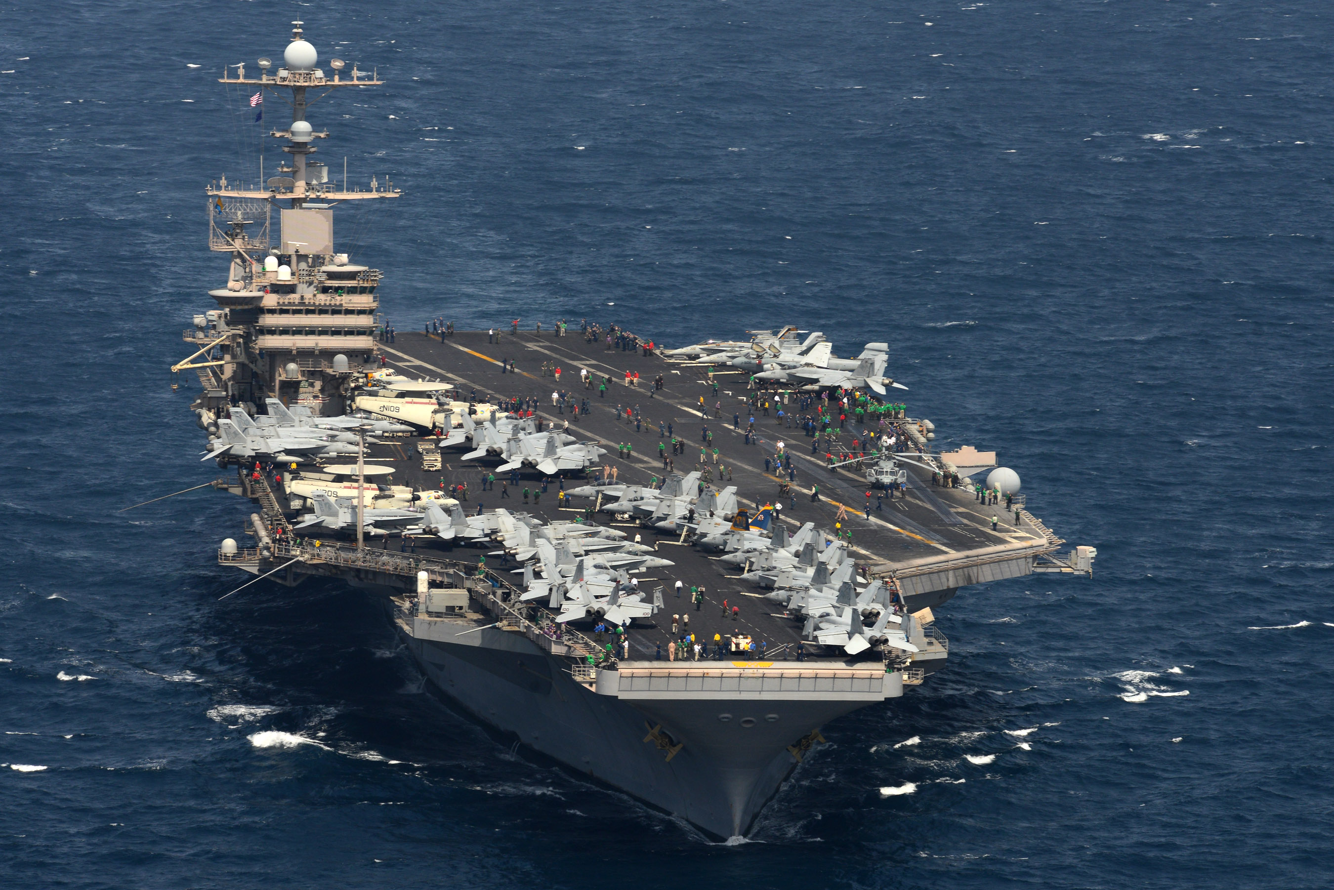 Departments on Stennis Awarded for Excellence | Bremerton ...