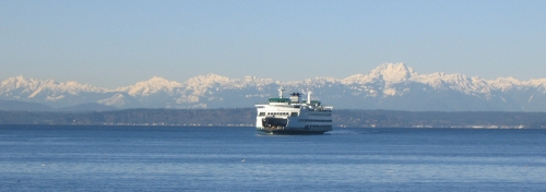 Washington State Ferry Tour, Back by Popular Demand!