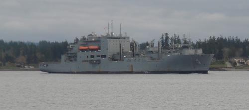 USNS Charles Drew (T-AKE-10)