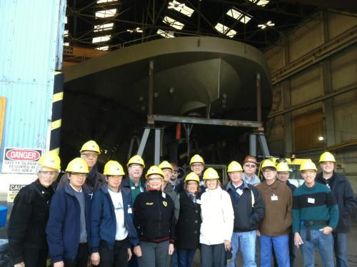 Vigor Shipyard Tour