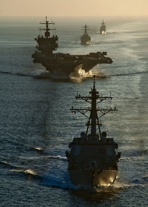 USS Enterprise Strike Group