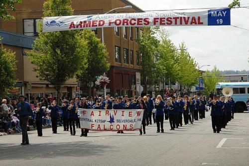 Bremerton Armed Forces Festival