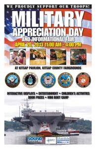 Military App Day