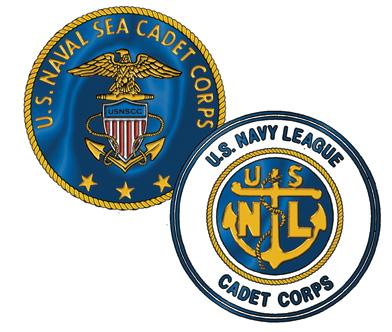 Sea Cadet logos