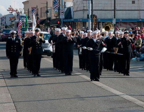 Northwest Navy Parade Band