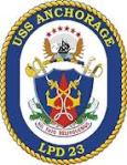 USS Anchorage Logo
