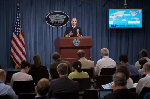 CNO Greenert Press Conference
