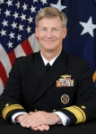 Vice Admiral Robert L. Thomas