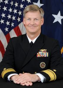 Vice Admiral Robert L. Thomas