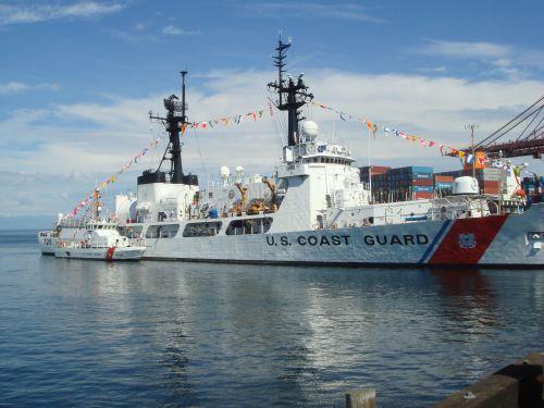 USCGC Midgett