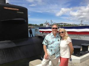 USS_Bremerton_Change_of_Command_July_26,_2013_19