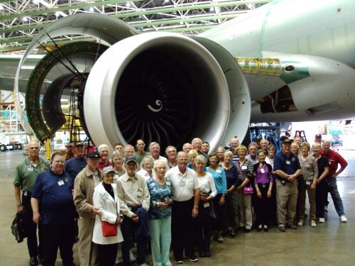 Boeing NL Tour
