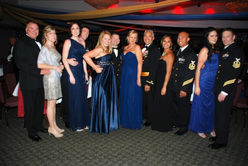 Navy Ball 2013 Mingle