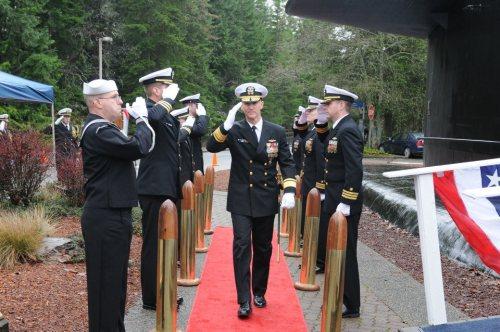 Rear Admiral Hennegan