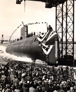 Nautilus launch
