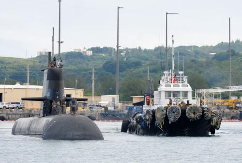 HMAS Waller