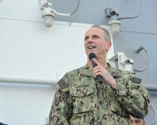 Chief of Naval Operations Adm. Jonathan Greenert said last week he doesn't see a great need for the Navy to go through another round of base closures