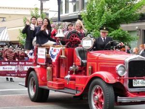 Ambassadors Parade