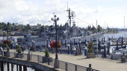 USS Turner Joy 2014