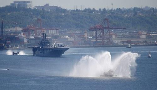 Fleet Week 2011