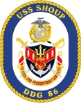 USS_Shoup_DDG-86_Crest