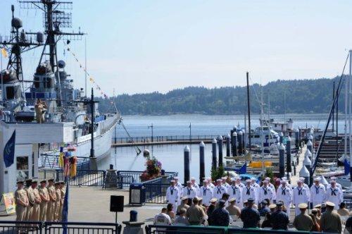 USS Turner Joy Chief Petty Officer Legacy Academy