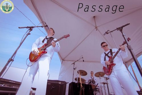 Northwest Navy Band Passage