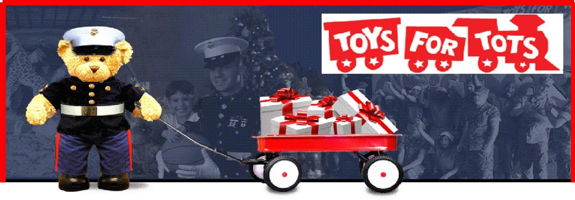 Toys For Tots Marine Corps : Toys for tots bremerton olympic peninsula council navy