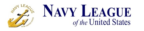 Navy League Masthead