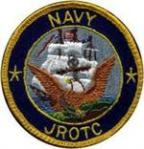 NJROTC Patch