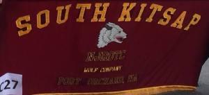 Soth Kitsap NJROTC Banner