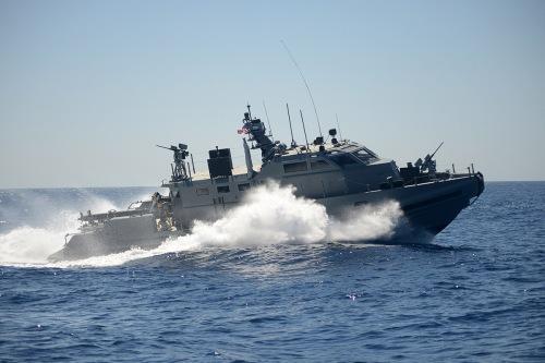 Safe Boat MK VI Prototype