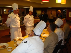JBLM Battling Chef