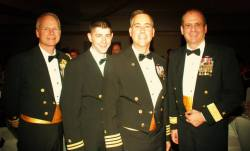 Come Celebrate the 240th Navy Birthday Ball
