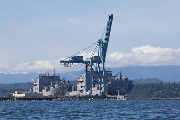 Aug 20: Naval Magazine Indian Island Tour   Bremerton