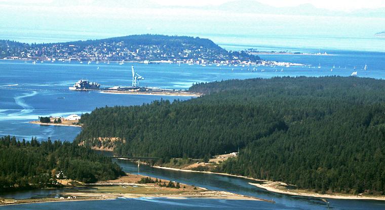 Everett Naval Base Tours