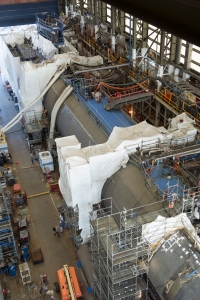 Washington SSN 787 Pressure Hull Complete