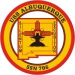 uss_albuquerque_ssn Crest