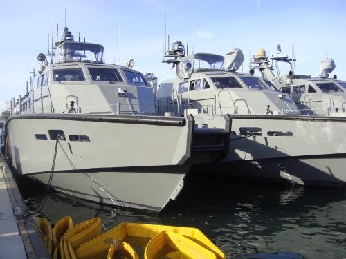 Safe Boats Mk VI