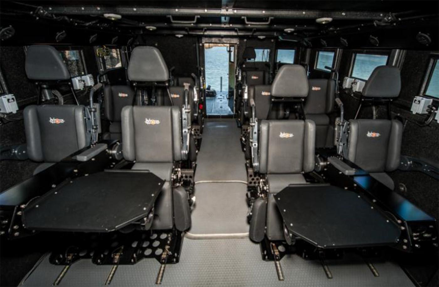 Resultado de imagen para Mark VI patrol boat