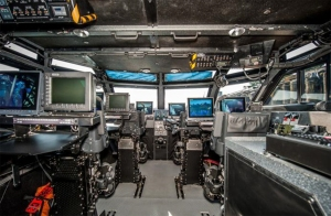 MK VI Cockpit