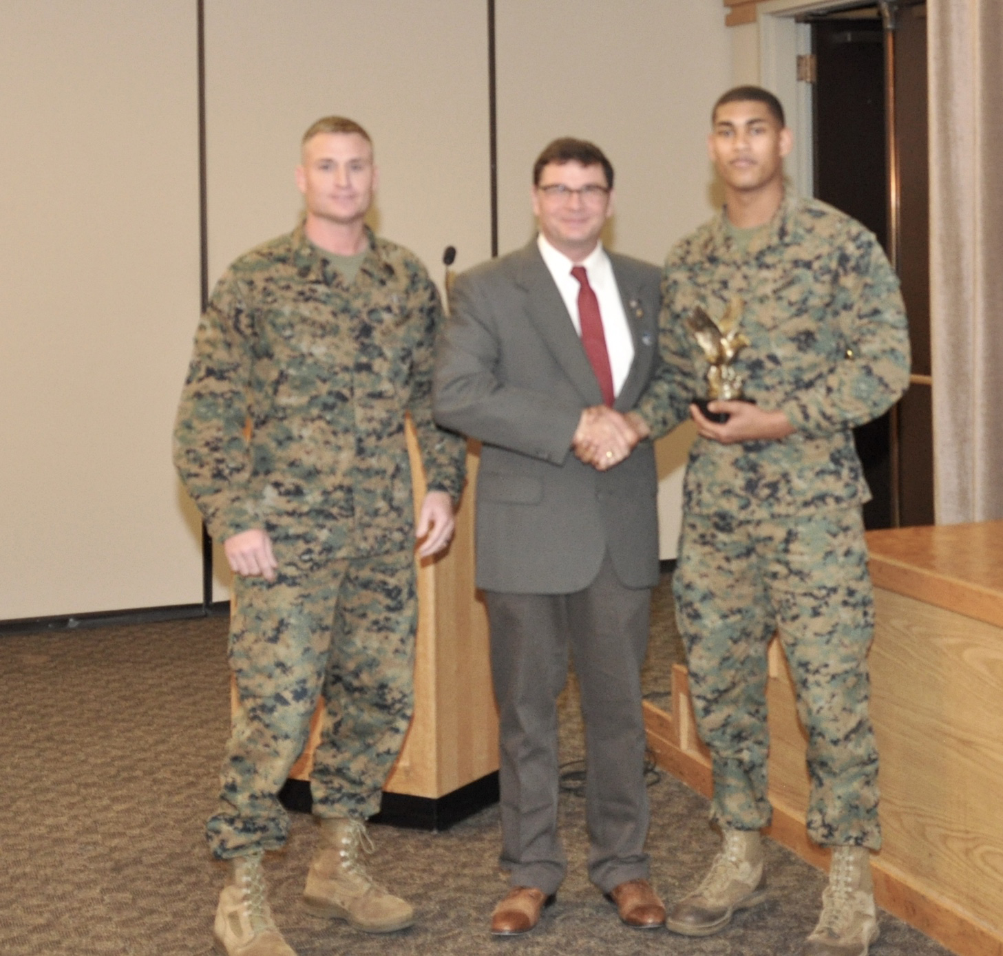 11 Nov: Navy League honors Marine Corps Birthday and Standout ...
