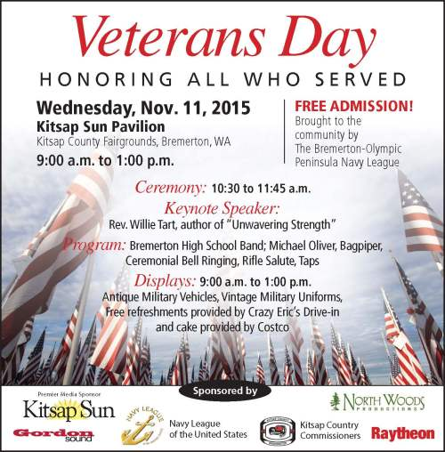 Veterans Day Flyer 2015