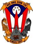 Ohio SSGN 726 Logo