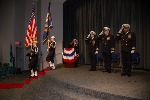 NUWC Keyport Change of Command
