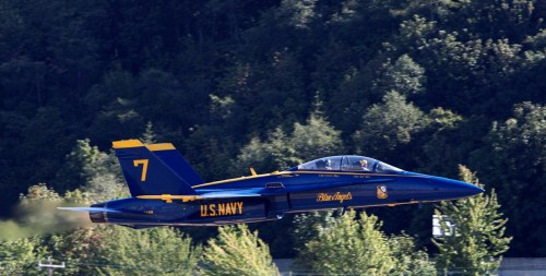 Blue Angel no 7