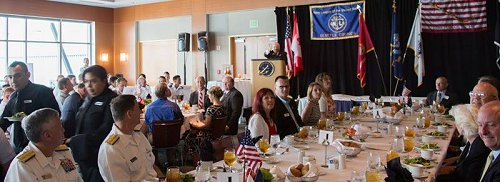 SNL Sea Service Luncheon