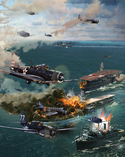 Midway The Naval Battle that Turned WWII in the Pacific